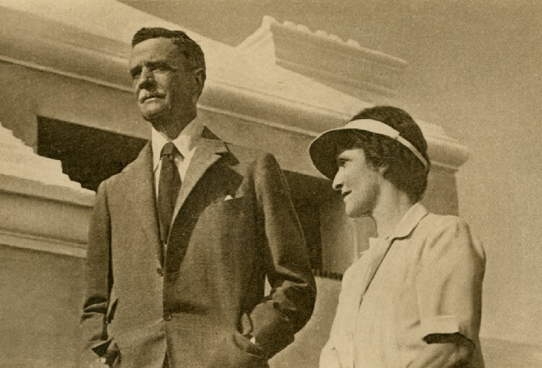 Picture of Waldorf and Nancy Astor